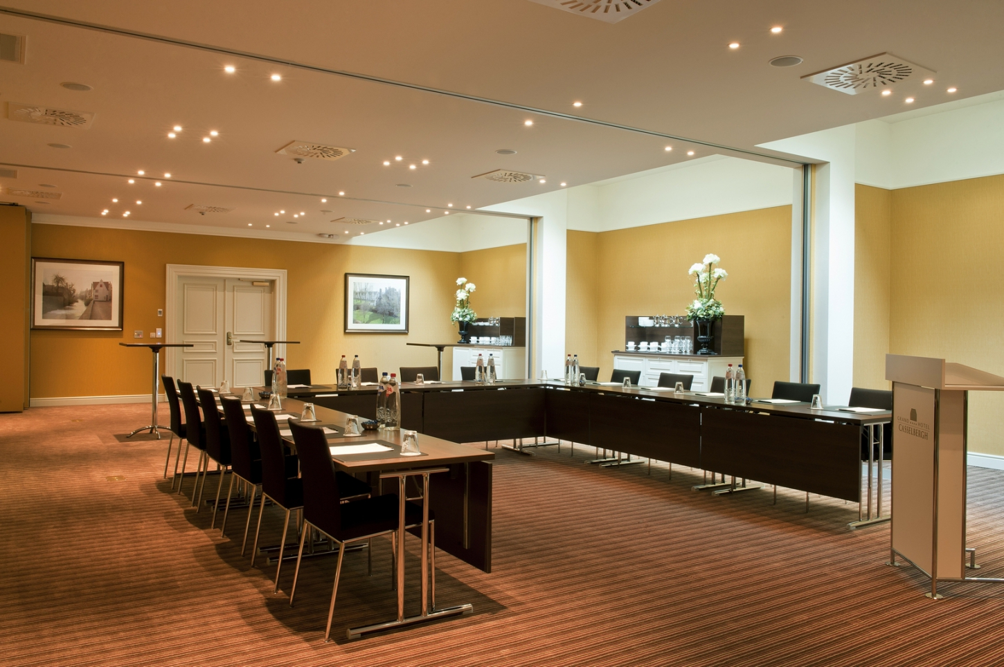 Advantages of a business hotel with The Swan Hotel Collection