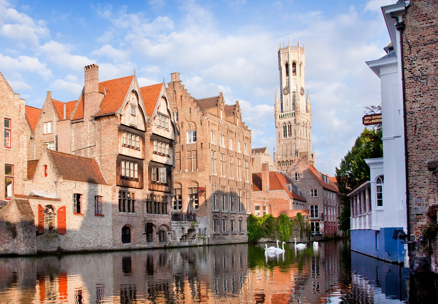 city trip to Bruges